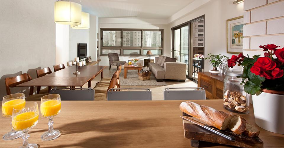 שיפוץ דירה מקסימה - מהפך עיצובי