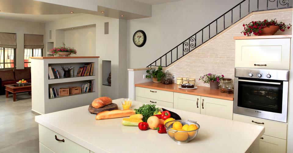 עיצוב בית פרטי בתל אביב